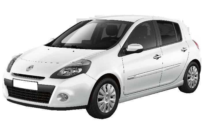 Rent a Renault Clio in crete gouves intercar